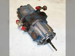 Used Tandem Hydrostatic Drive Pump Assembly Bobcat 743 6648980