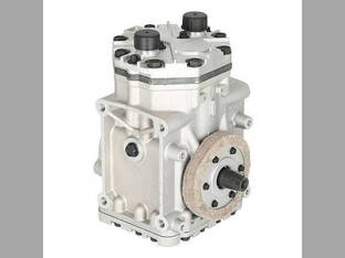 Air Conditioning Compressor - York style Valeo w/o Clutch International 6388 3488 3088 5288 5488 6788 3288 3688 5088 6588 7488 Case IH 1660 1640 1680 1670 1620 1682 Cat / Lexion Massey Ferguson CLAAS