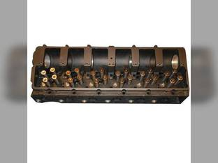 Remanufactured Cylinder Head with Valves John Deere 9400 9300 6650 6750 9200 6850 6950