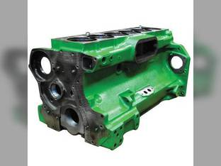 Remanufactured Engine Block - Bare 7.6L John Deere 4255 4055 4555 4755 4760 6076 4560 4455