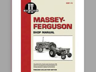 I&T Shop Manual - MF-10 Massey Harris/Ferguson Massey Harris 333 333 444 444 303 303 Massey Ferguson 1001 1001 303 303