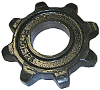 Elevator Chain Sprocket - Upper Return Grain