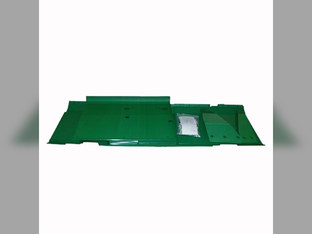 Grain Head, Skid Plate, Poly, Kit