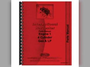 Parts Manual - IH-P-ENG1 4CYL International 275 275 444 444 454 454 544 544 140 140 574 574 2544 2544 2444 2444 464 464