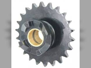 Sprocket / Clutch - Roll Drive New Holland 678 BR780 BR770A 654 658 BR750A 664 BR770 650 BR7090 660 BR7070 BR780A BR750 688 Case IH RBX563 RBX553 RBX462 RB564 RB464 RBX562 RBX463 RB554 RBX461 RBX552