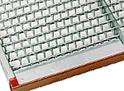 Adjustable Air Foil Top Chaffer Precleaner
