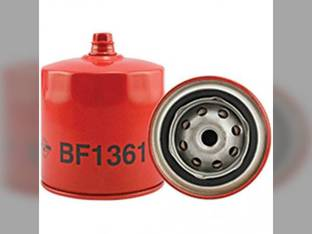 Filter Fuel Spin-on with Drain BF1361 Case IH JX85 JX75 JX80U JX65 JX55 JX60 JX95 JX90 JX70 JX90U JX80 FIAT 90-90 110-90 100-90 New Holland TD80D TL80 4835 6635 TL90 TL100 TD95D TL70 5635 Ford 4030