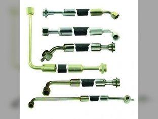 Air Conditioning Hose Line Kit Massey Ferguson 1085 842558M91
