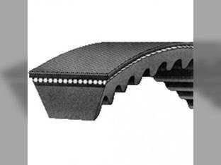 "Wedge Belt - Fan - .625"" x 61.25"" - Set of 2 Case IH 2394 3594 3294 3394 2294 2594"