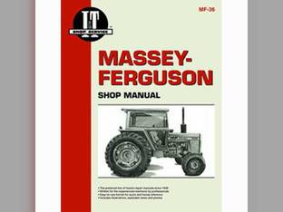 I&T Shop Manual Massey Ferguson 285 285