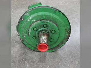 Used Feeder House Reverser Gear Box Assembly John Deere 9400 9500 SH 9500 9410 9510 9600 9510 SH 9610 HEADER.