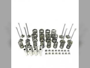 Valve Train Kit Massey Ferguson 383 270 390 365 283 50E 194 670 375 3050 3060 220 25 290 275 50H 690 50F 50HX 362 60H 294 Perkins New Holland 1495 1496 1100 1116 Bobcat 953 943 Landini Versatile