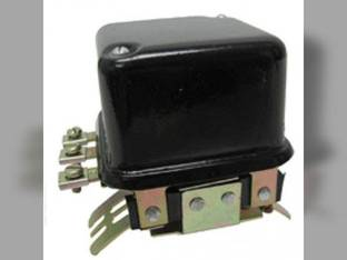Voltage Regulator - 6 Volt - 3 Terminal - Saddle Mount John Deere R 80 720 730 820 70 830
