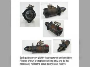 Used Starter International 350 300 400 W400 140-0908