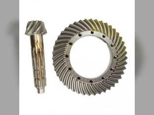 Ring Gear & Pinion FIAT 88-94 82-94 80-66 New Holland 7635 TD80D TL80 6635 TD75D TL80A TL90 TL90A TD5050 TD95D TD90D Case IH JX85 JX75 JX80U Farmall 95 JX1090U Farmall 90 JX95 JX90 JX90U JX80 JX1080U