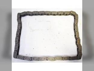 Used Roller Chain Assembly Rear Caterpillar 232B 216 216B 242 228 216B3 226 242B 232 226B3 226B 168-7572