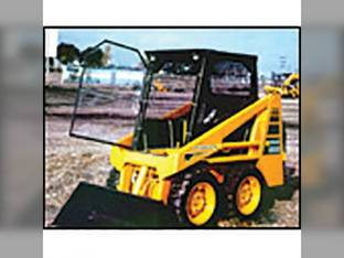 All Weather Enclosure Skid Steer Loaders M Series Bobcat S650 S750 T750 S770 S850 T870 T770 T650 S630 T630