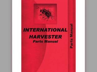 Parts Manual - IH-P-915COMB L Harvester International 915 915