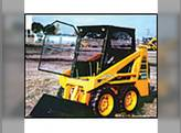 All Weather Enclosure Door,  Mustang Skid Steers