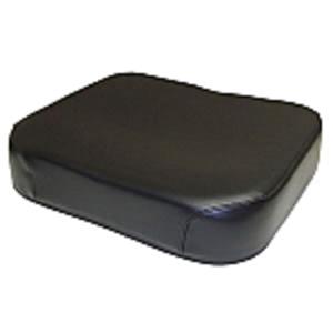 Seat Cushion - Black Vinyl