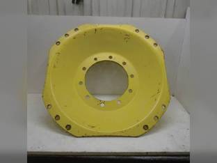 Used MFWD Wheel Center 10 Bolt John Deere 8270R 8295R 7400 8335R 8335R 7320 7820 7710 7800 8130 7520 8245R 8530 8420 7700 7810 7920 8225R 7510 8320 7600 7220 8220 7720 7200 8120 8430 8520 7420 7610