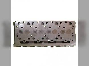 Remanufactured Cylinder Head Kubota L3710 L3600 Bobcat 751 15476-03040 16493-03040 1G974-03040 6672143 16454-03040