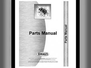 Parts Manual - JD-P-PC1611 John Deere 4240 4240