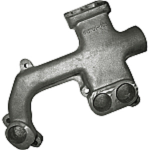 Manifold - Exhaust, Front Section