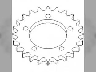 Sprocket Case IH 1084 900 1083 1064 Case 1306156C1