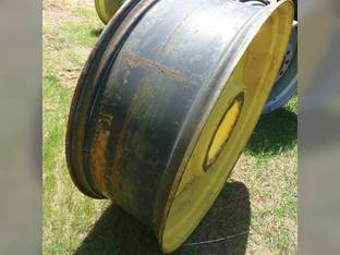 "Used 16""x 42"" Dual Rear Rim 10 Bolt John Deere 7700 8650 8200 4640 4755 8400 4255 4955 4850 4760 8300 4560 7520 4455 7610 8100 4620 7810 7600 4840 4555 6030 4960 8450 4250 4650 7720 4450 7710 7800"
