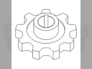 Lower Grain Elevator Sprocket SP138H New Holland TR86 TR87 TR88 TR89 TR96 TR97 TR98 TR99 SP138H.