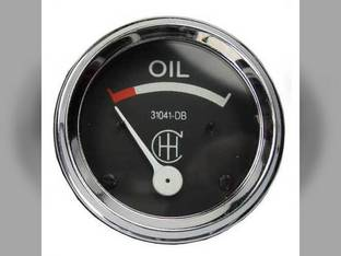 Oil Pressure Gauge International O6 M W9 H W6 I9 I6 I4 W4 O9 O4 31041DBH