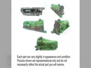 Used Rockshaft Control Valve Housing John Deere 7020 4620 4000 4020 4430 2520 4230 7520 4520 4630 3020 4030 AR41976
