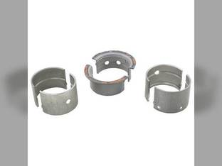 "Main Bearings - .010"" Oversize - Set Massey Harris 22 20 30 23 Oliver 440 Super 44 Continental F140"