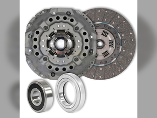 Kit, Clutch And Pressure Plate Assembly With Bearings