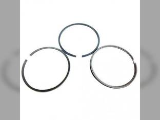 Piston Ring Set - 4 Cylinder Mahindra 6000 6500 4530 5500 4500 006004420F91