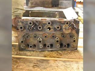 Used Cylinder Head John Deere 790 3235A 3215 4400 3215A 4475 3235 4300 5575 AM878547 Yanmar 3TNE84