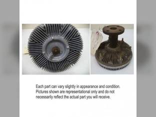 Used Viscous Fan Clutch Case IH 8910 8920 231414A2
