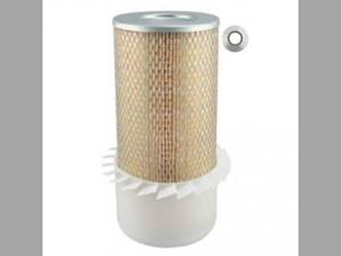 Air Filter Outer Element with Fins PA1681 John Deere 430 3300 6600 6500 6500 730 630 4400 International Case 970 Gleaner Minneapolis Moline Allis Chalmers Oliver 1950 Massey Ferguson New Holland Ford