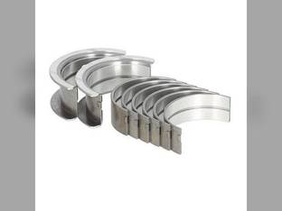 "Main Bearings - .010"" Oversize - Set John Deere 2255 380 5105 1520 830 5200 302 5320 5300 2040 2150 5205 301 350B 240 300 250 2155 820 301A 5210 350 302A 260 1530 4030 2240 5400 5310 1020 310 5220"