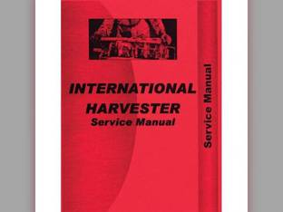 Service Manual - IH-S-544 Harvester International 544 544