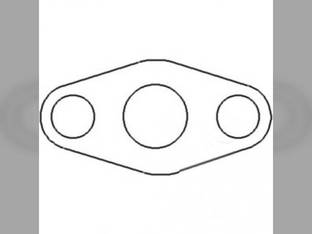 Inlet Tube Flange Cover Gasket Ford NAA 501 540 541 600 601 611 620 621 631 641 650 651 661 671 681 700 701 800 801 811 821 841 851 861 881 900 901 941 961 971 2000 4000 1801 1811 1821 1841 1871 1881