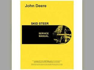 Service Manual - 60 John Deere 60 TM1185