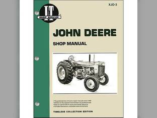 I&T Shop Manual - JD-3 John Deere R R