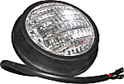 Dual Beam Headlamp, Right Hand, 12V, 2 Wire