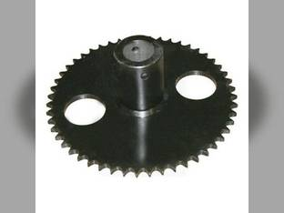 Grain Platform Reel Drive Sprocket & Case IH 1010 1020 2010 2020 New Holland 72C 74C 129973A1 129973A2 87036543
