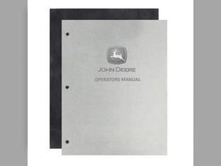 Operator's Manual - JD-O-DIR313 John Deere B B BNH BNH BW BW BWH BWH BWH BWH BN BN