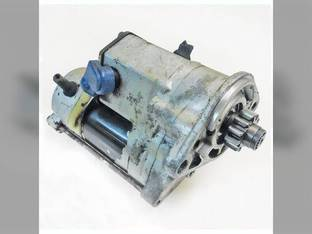 Used Starter - Denso OSGR (18139) New Holland T2220 TC35 TC40 TC45 C175 L140 L150 L160 L170 L175 L465 L565 LS140 LS150 LS170 LX465 LX465 LX485 LX565 LX665 Ford 1920 2120 3415 Case IH Case 410 420