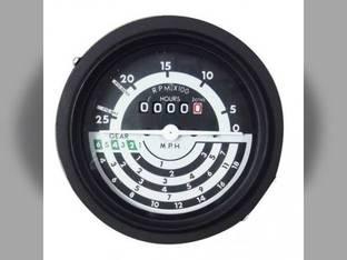 Used Tachometer Gauge John Deere 2840 3130 3030 AL19692