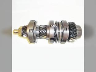 Used Transmission Top Shaft Assembly John Deere 4010 R26073